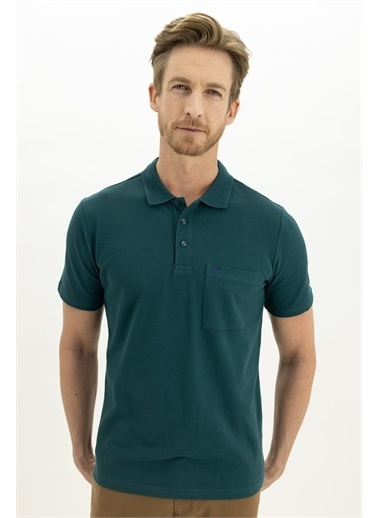 Kiğılı Tişört Yeşil
